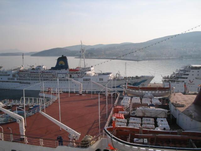 Ephesus kusadasi turkey - Ephesus turkey cruise port ...